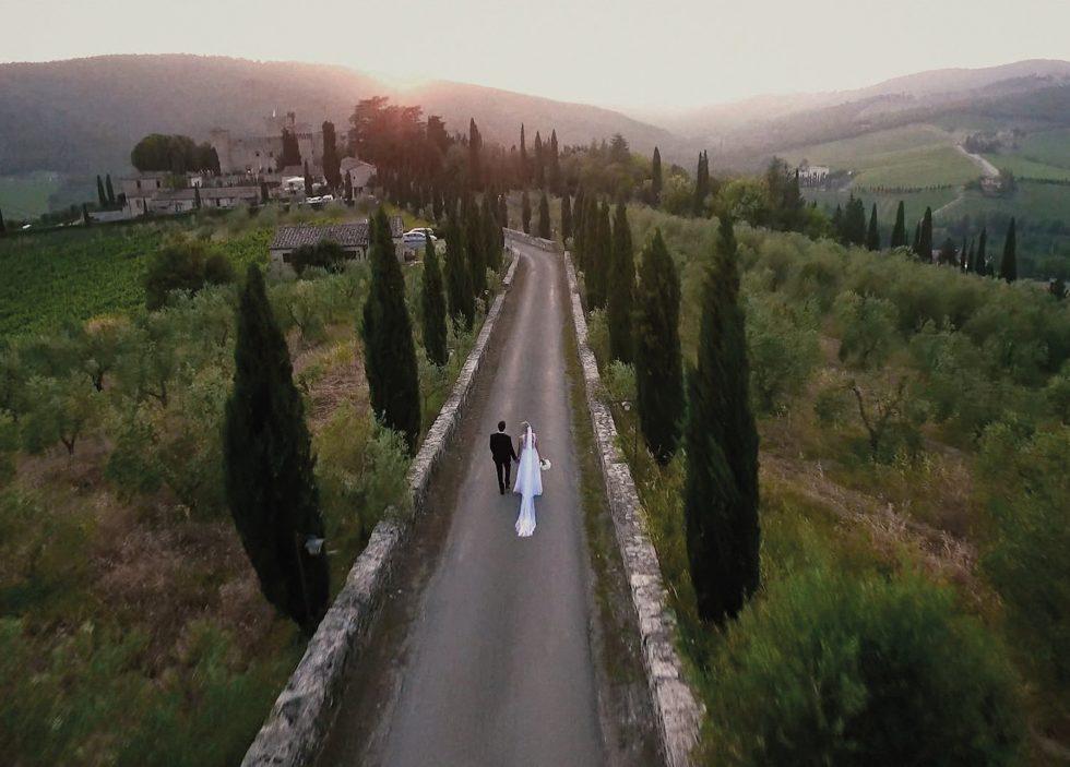 wedding films scotland