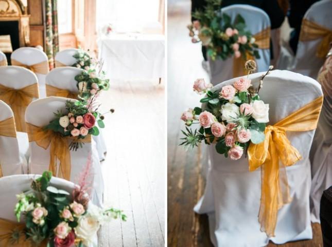 natural wedding flowers Scottish Florist