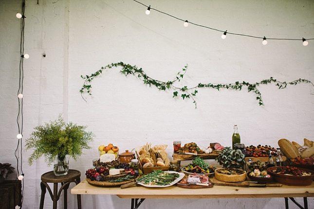 wedding catering scotland