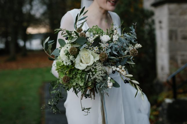 wedding bouquets scotland