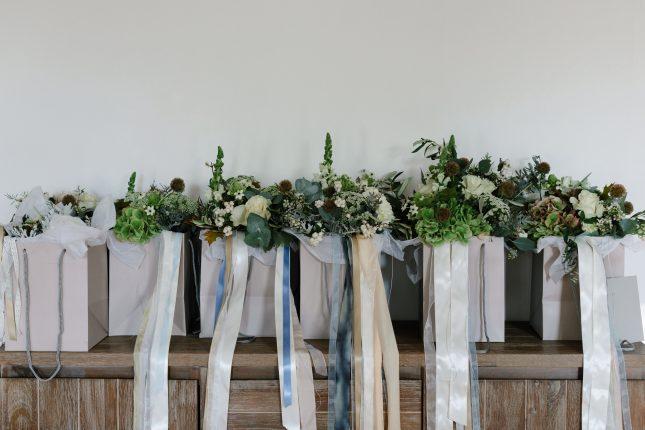 wedding florist scotland