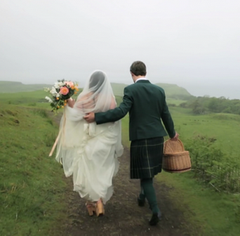 wedding videos scotland