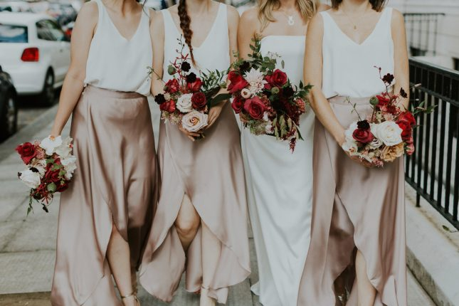 bridesmaids London