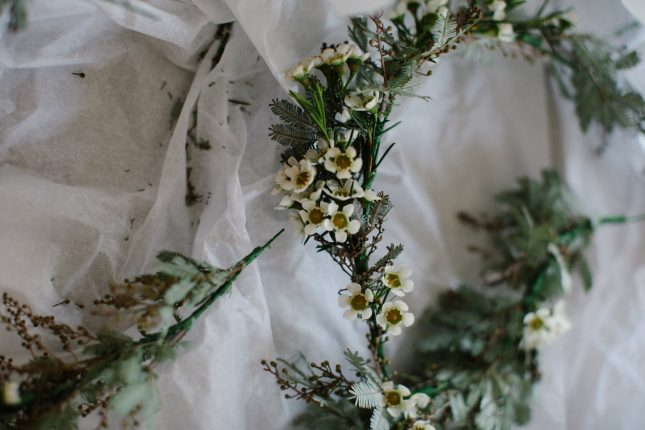 wedding florist scotland