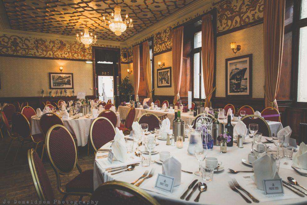 Glasgow Wedding Venue Sloans Bar And Restaurant