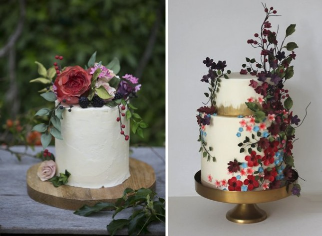 wedding cakes scotland