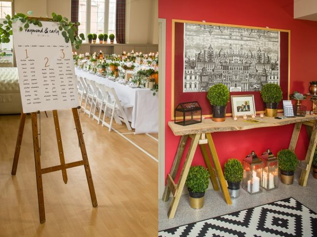 wedding styling scotland
