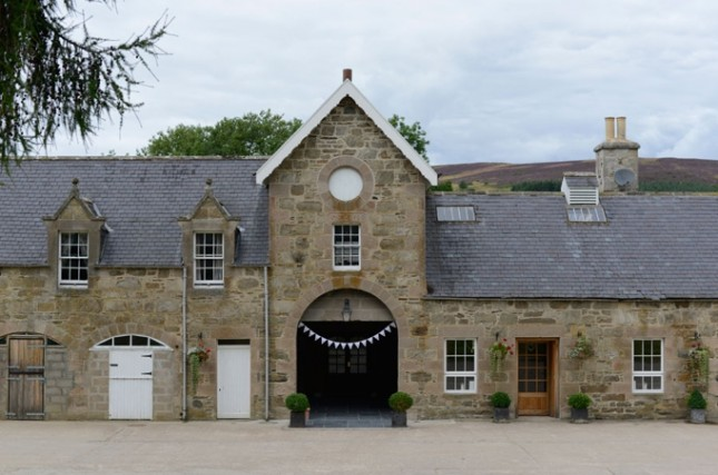 Wedding Venue Highland Scotland Aswanley