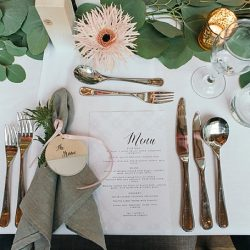 design and wedding planning
