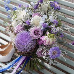 Alternative Wedding Flowers Scotland
