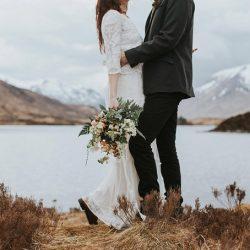 creative wedding florist scotland