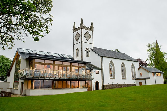 unique wedding venue scotland