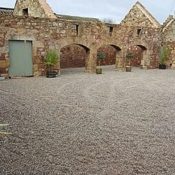 unusual wedding venue scotland
