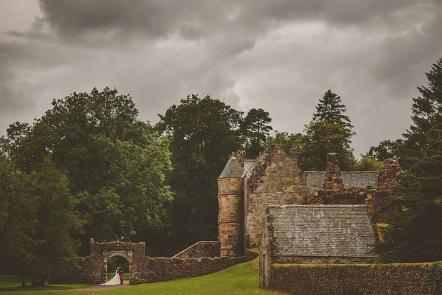 rowallen castle wedding venue scotland mark pacura