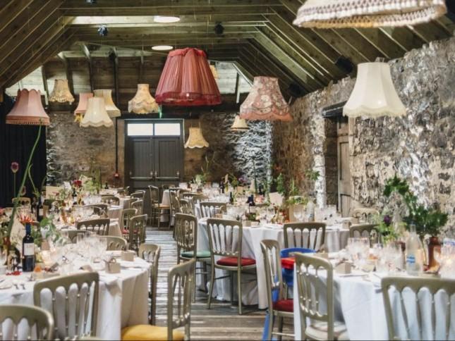 unusual wedding venues scotland byra photos by Zoe