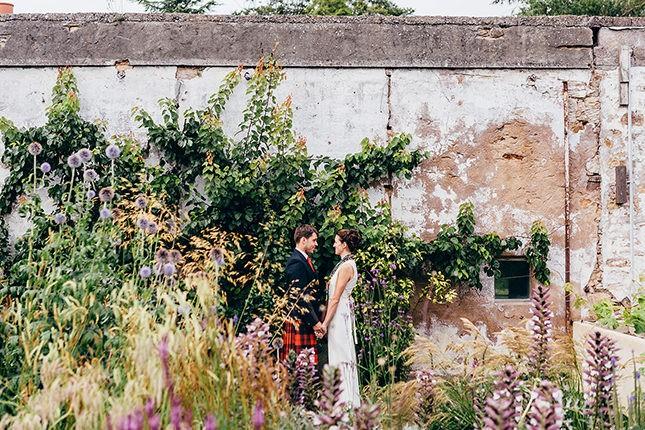 unusual wedding venues scotland