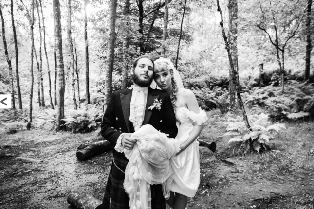 wedding venues scotland comrie