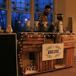 coffee brew bar