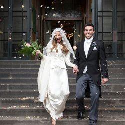 vintage bridal wear