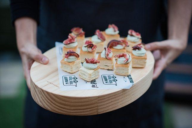 street food wedding catering scotland