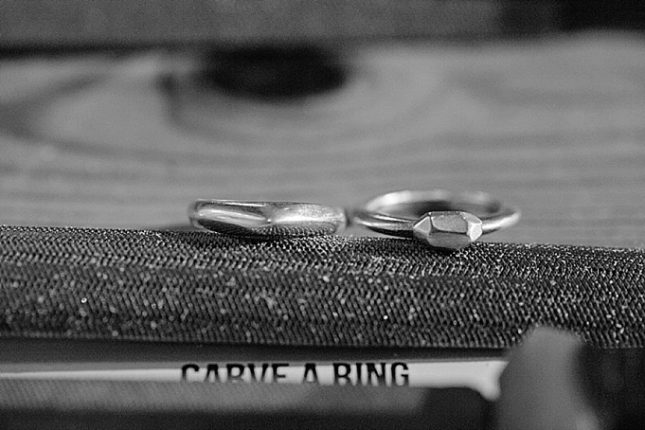 make your own wedding ring scotland