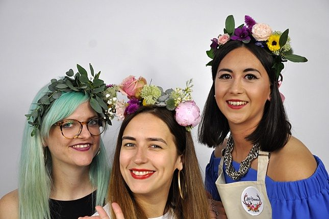 Flower Crown Hen Party