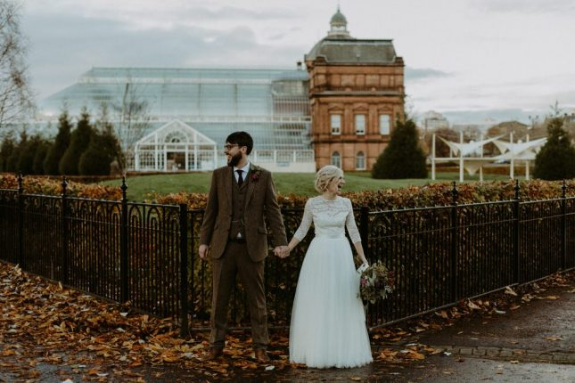 wedding photogtaphers scotland