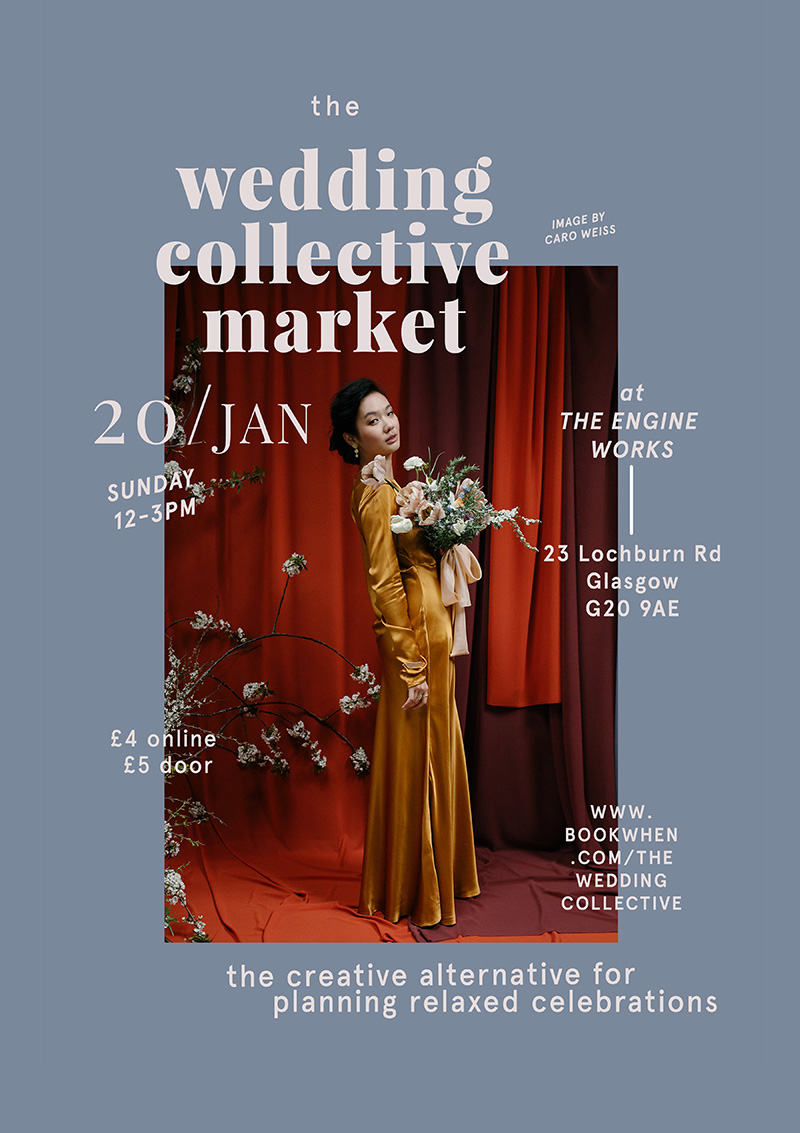 The wedding collective January market engine works