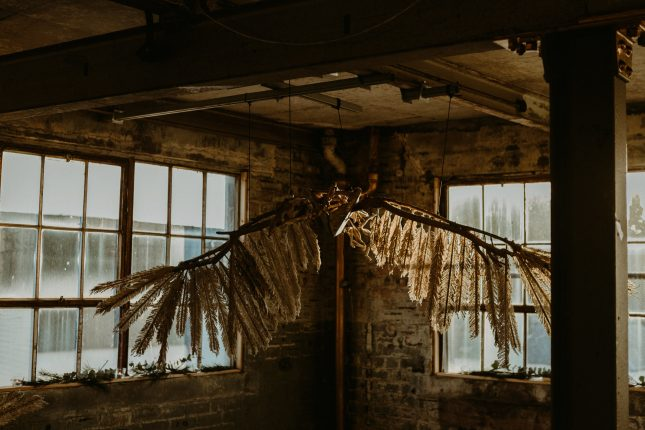 alternative warehouse wedding The Biscuit Factory documentary wedding photography