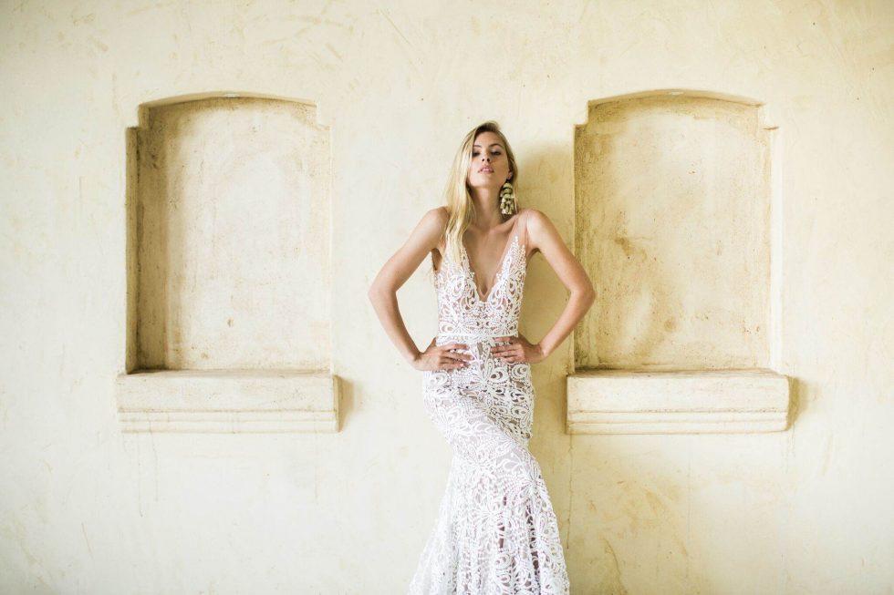 alternative wedding dress Made With Love Unbridaled Boutique Scotland Sasha