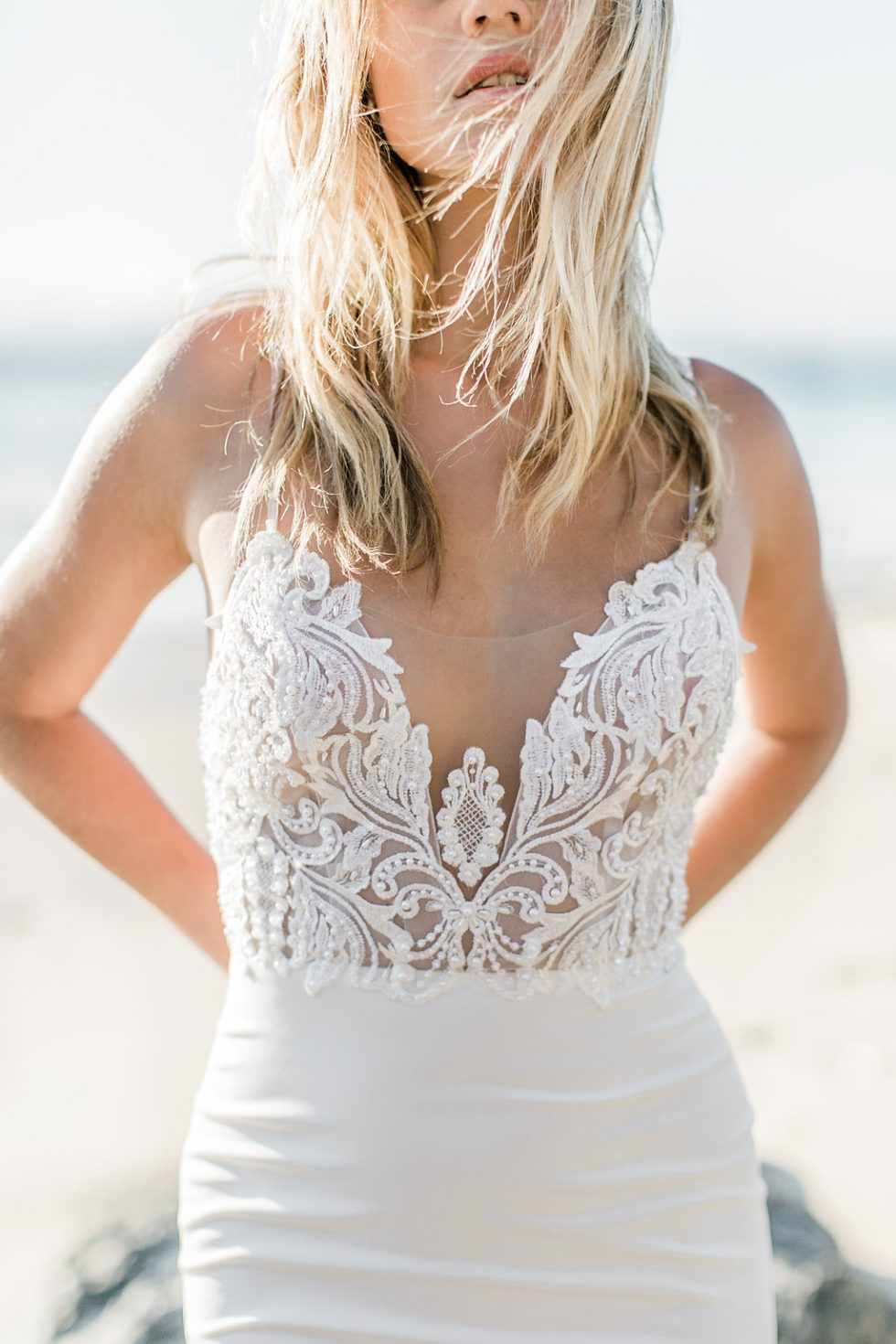 alternative wedding dress Made With Love Unbridaled Boutique Scotland Sienna