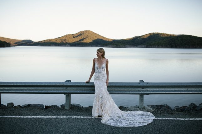 alternative wedding dress Made With Love Unbridaled Boutique Scotland Stevie