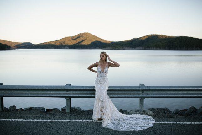 alternative wedding dress Made With Love Unbridaled Boutique Scotland Stevie