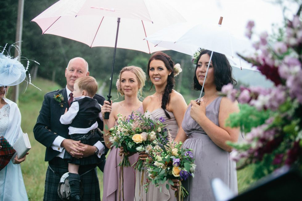 Wes Anderson Scottish Highlands Mhor Wedding