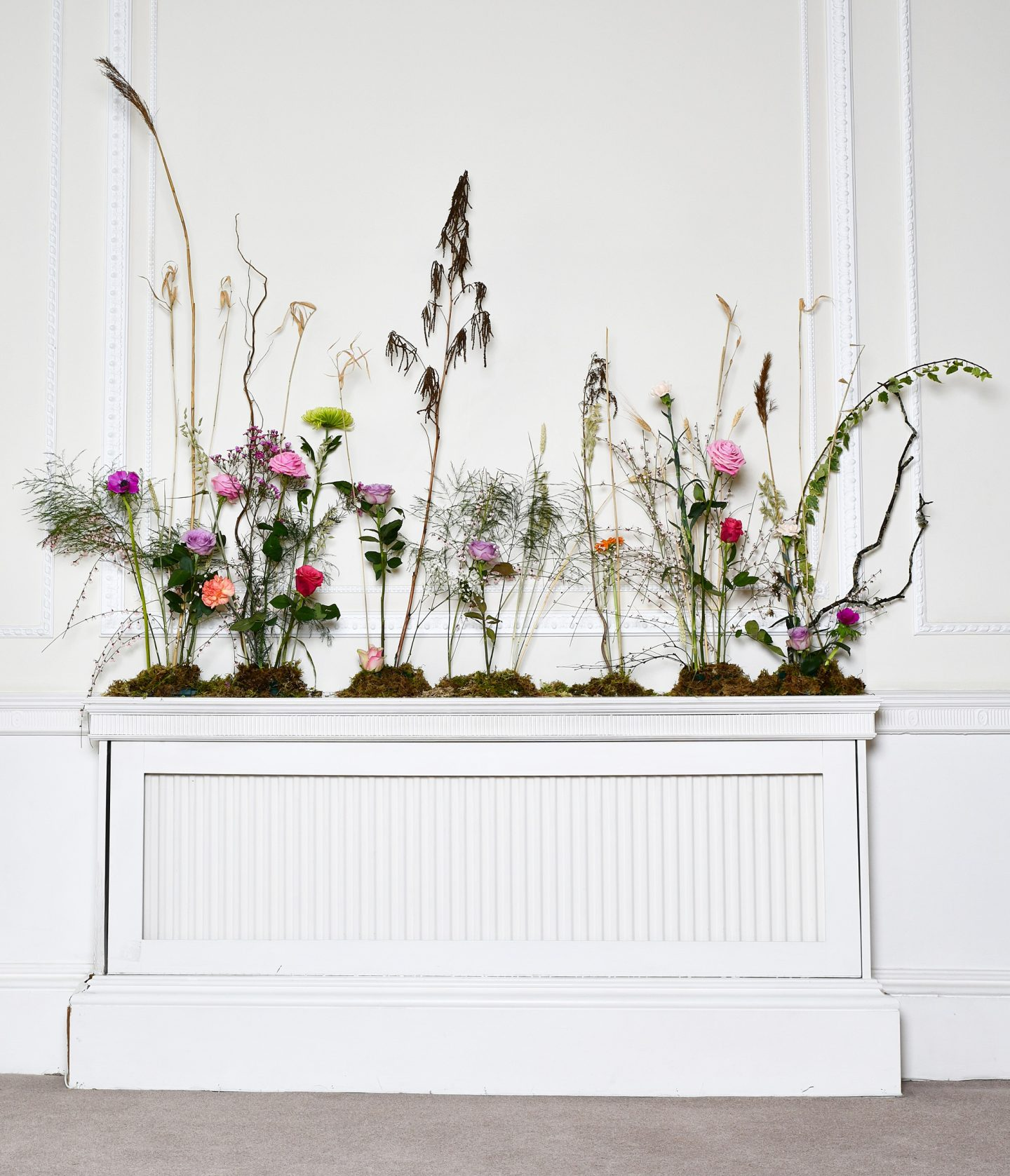 Flowers Vermilion The Wedding Collective